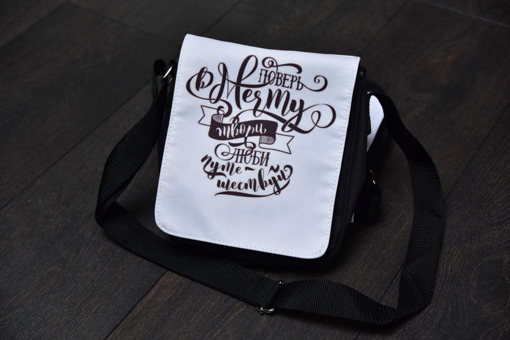 Печать на сумках оптом