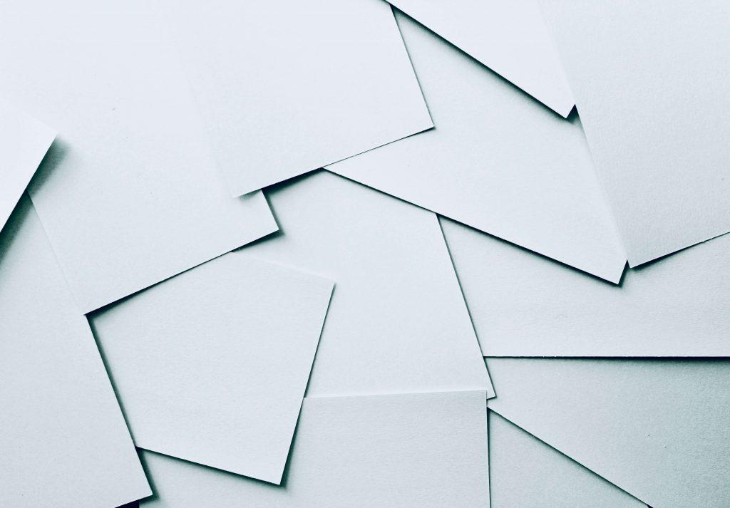 Мелованная бумага, дизайнерская бумага