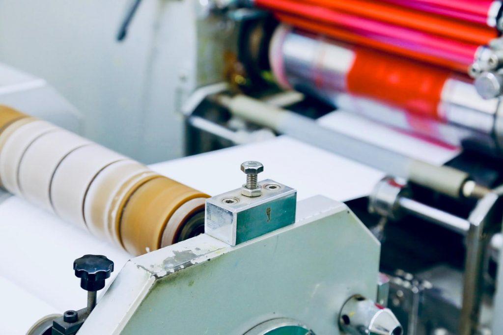 Оборудование оффсетной печати