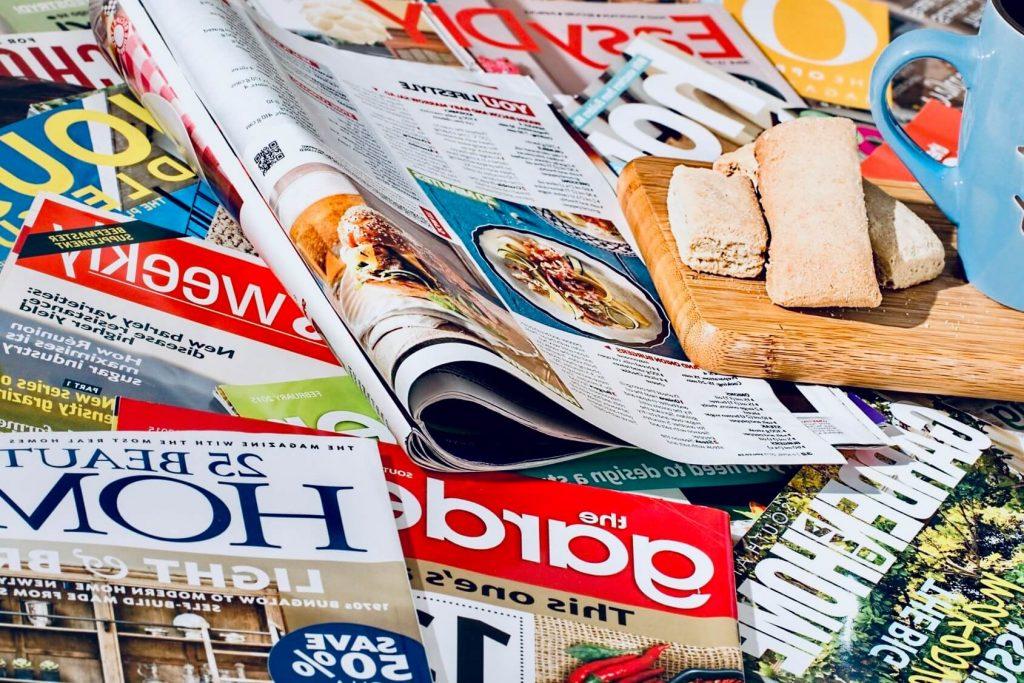 виды журналов