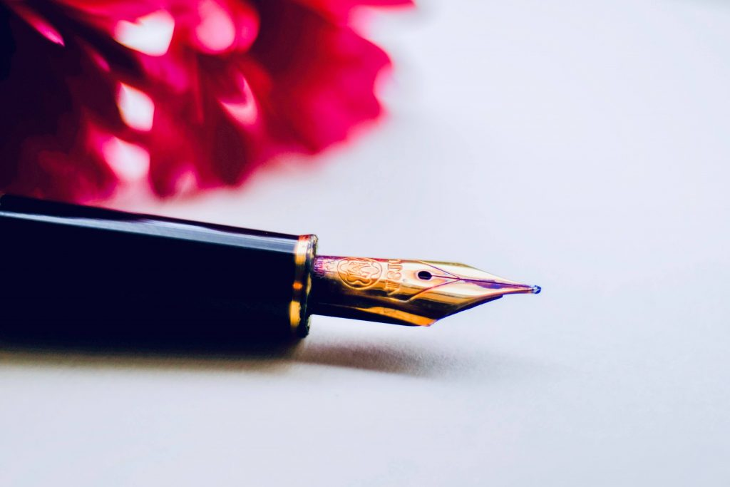премиум ручка с гравировкой