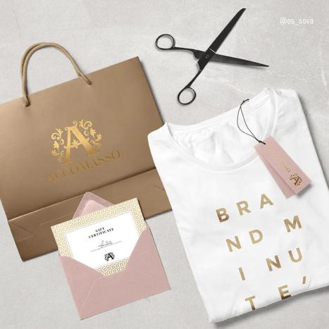 фирменный стиль, брендинг, упаковка