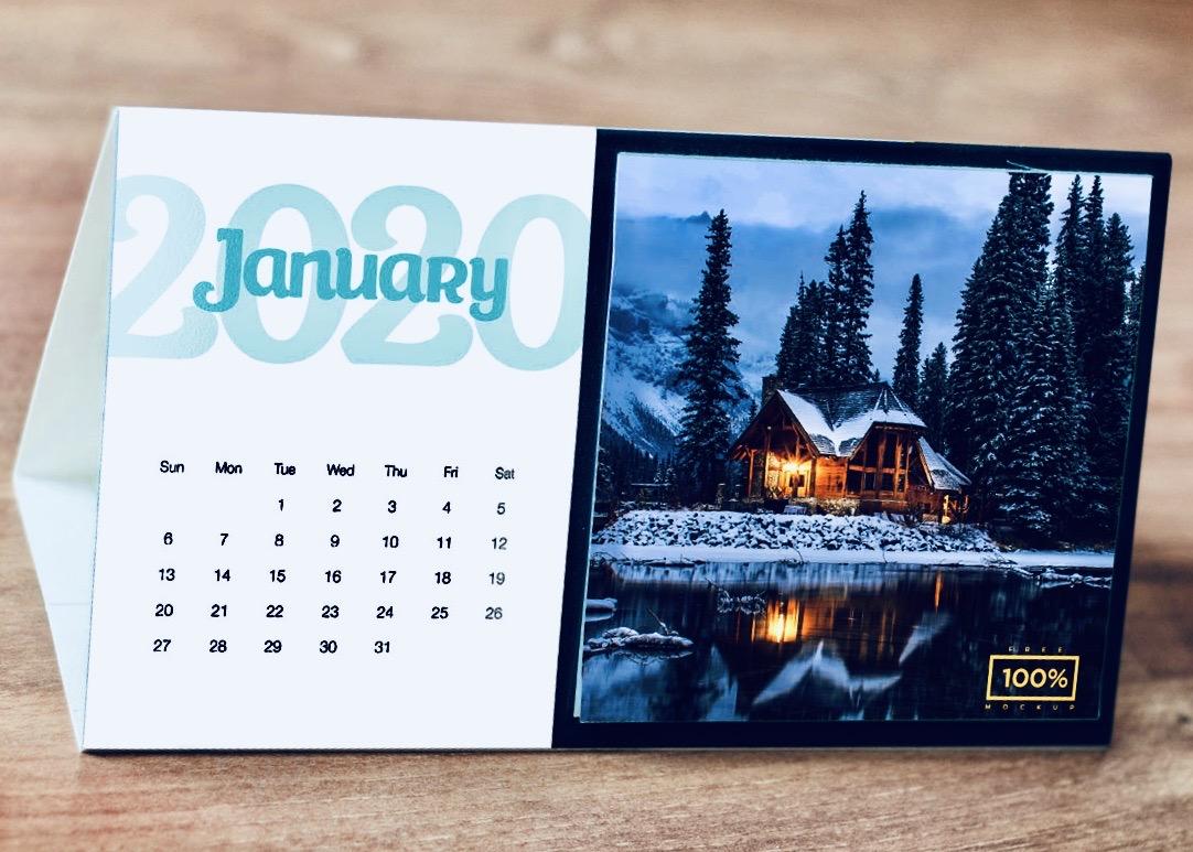 Необычные календари — креативные идеи на 2021 год