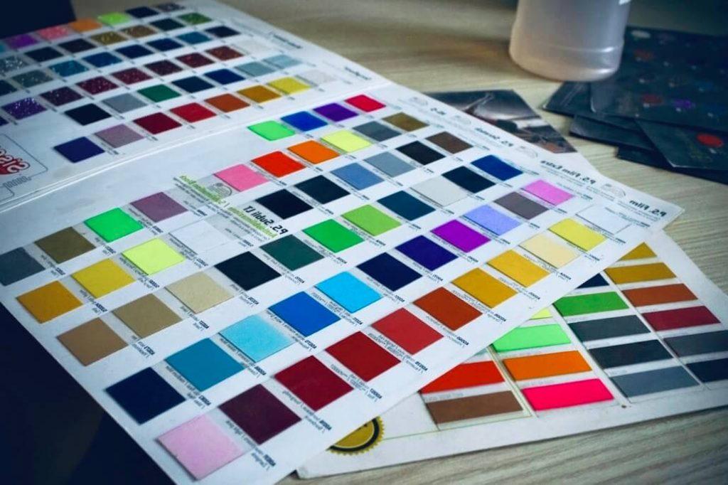 что такое цветопроба для печати