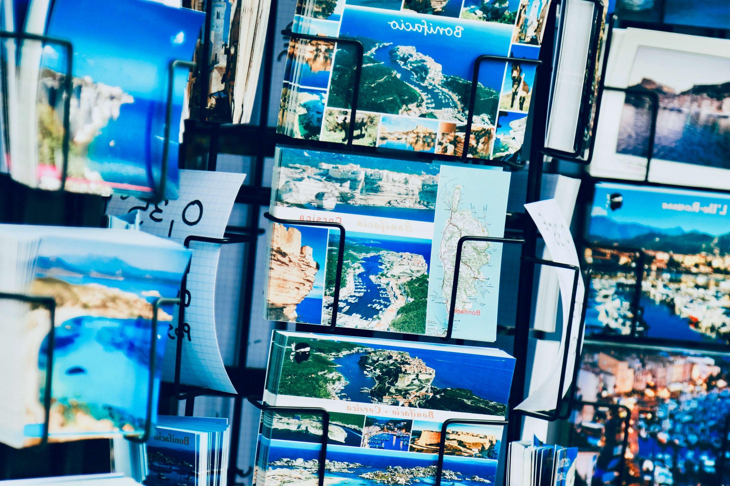 Полиграфия — печать открыток