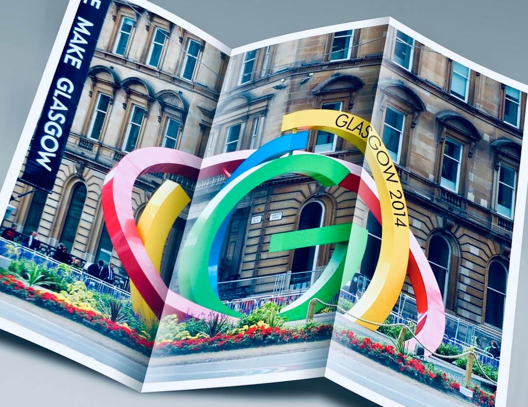 Евробуклет — популярные форматы и размеры, шаблон евробуклета