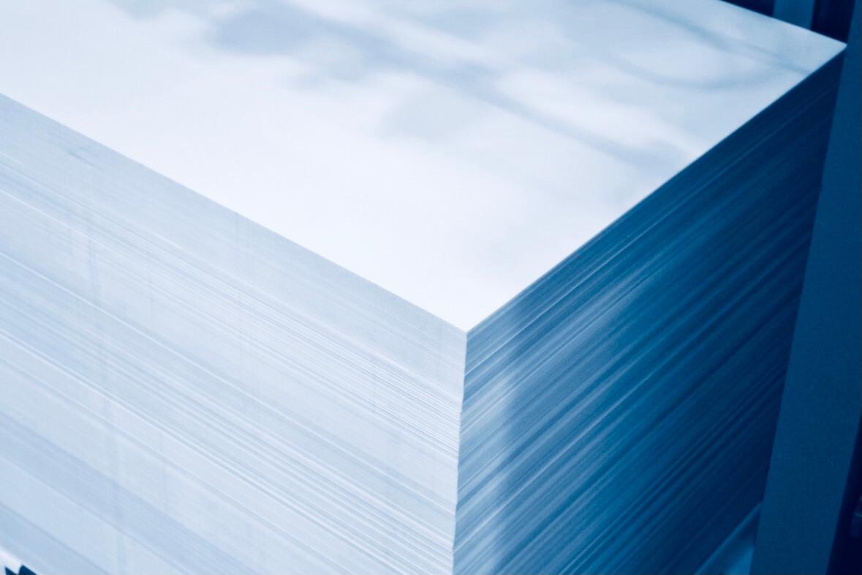 Немелованная бумага MONDI вырастет в цене